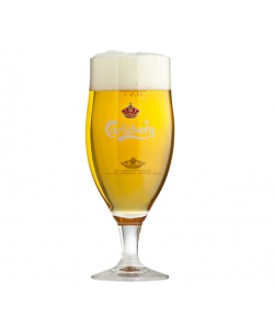 Carlsberg Stilk Glas 50 cl.