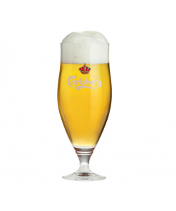 Carlsberg Stilk Glas 75 cl.