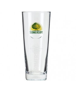 Somersby glas 25 cl.